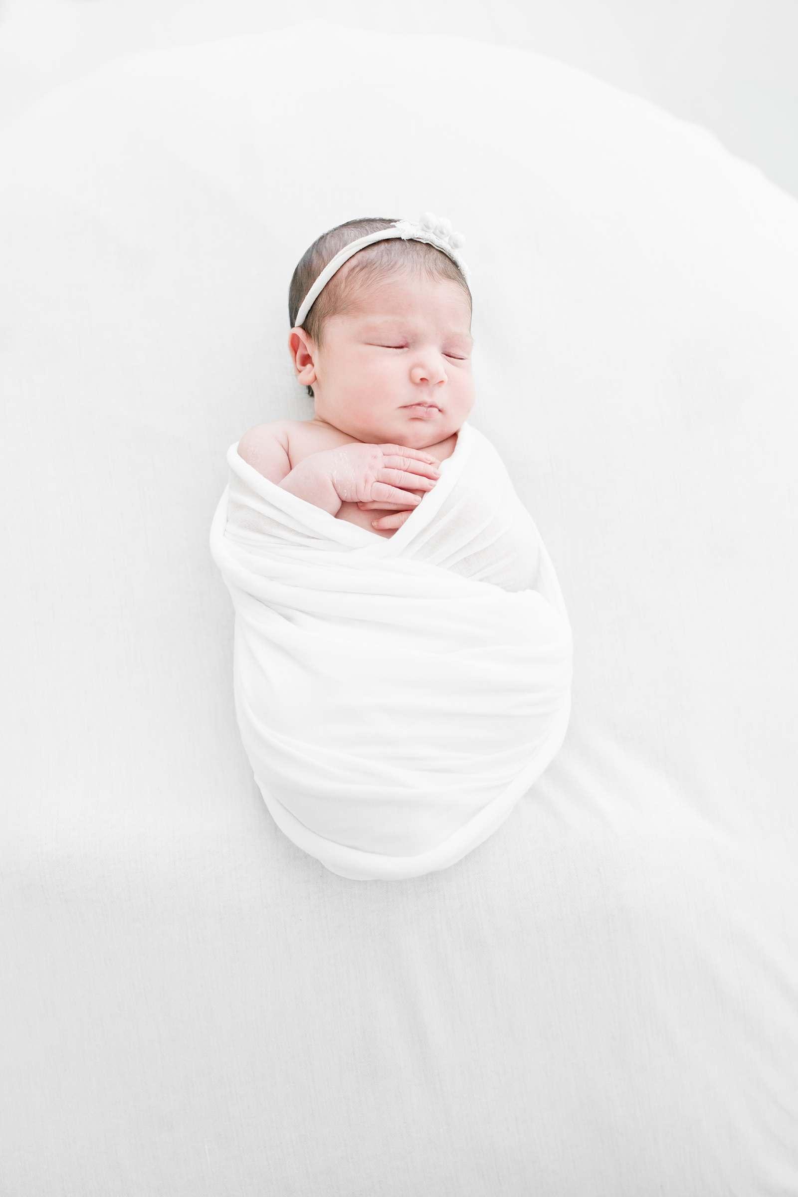 Burlington Newborn Photography